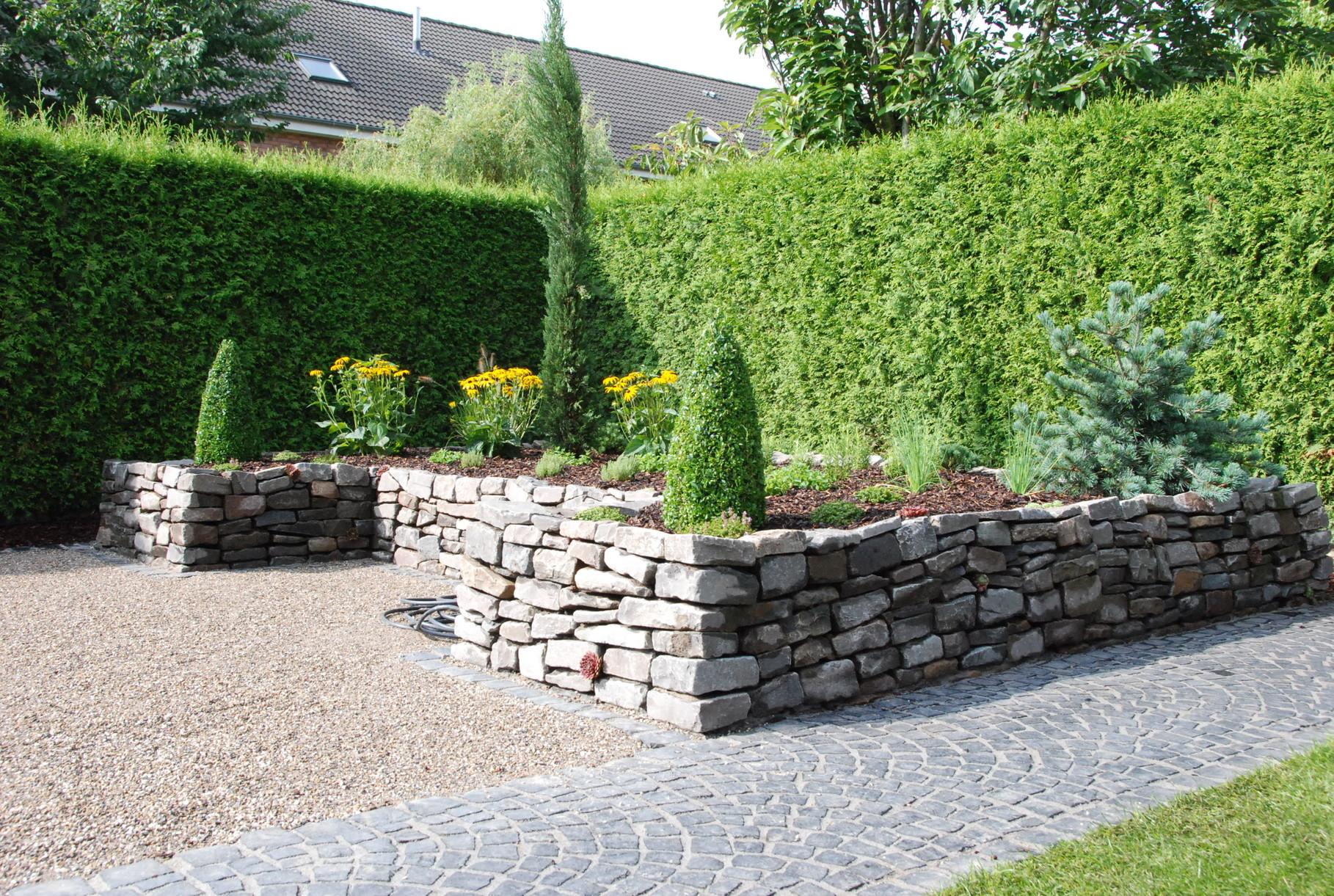 Zaun Hecke Roosen Garten Und Landschaftsbau Viersen