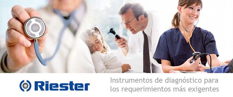 Fonendoscopios o estetoscopios riester Bioservicios S.A.S Medellin