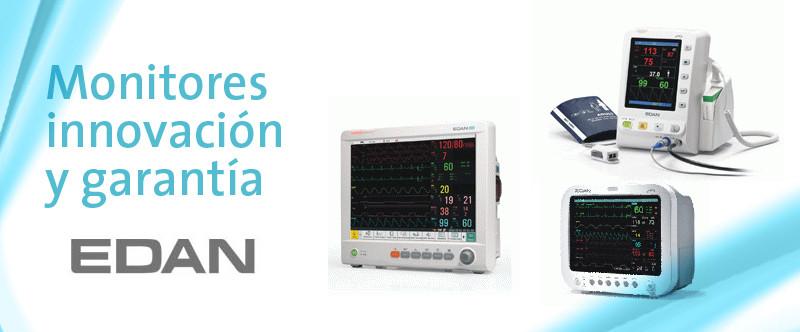 Monitores de paciente EDAN signos vitales Bioservicios S.A.S Medellin