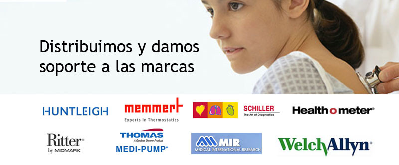 mantenimiento equipo biomedico welch allyn thomas huntleigh MIR memmert schiller Ritter seca Air Sep Riester