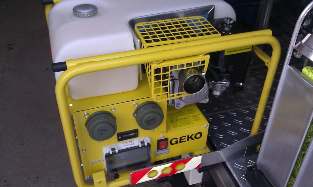 Stromerzeuger 3KV GEKO