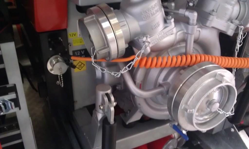 Ladeerhaltung für die PFPN 10-1000