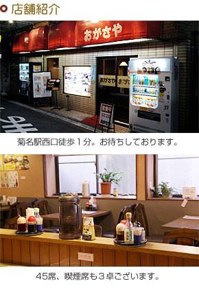 菊名駅徒歩1分、駅近です
