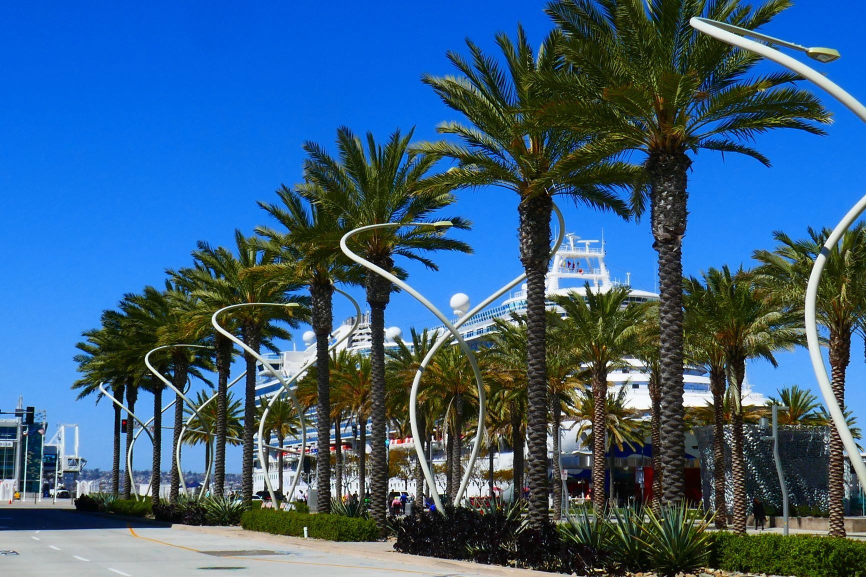 San Diego am Hafen