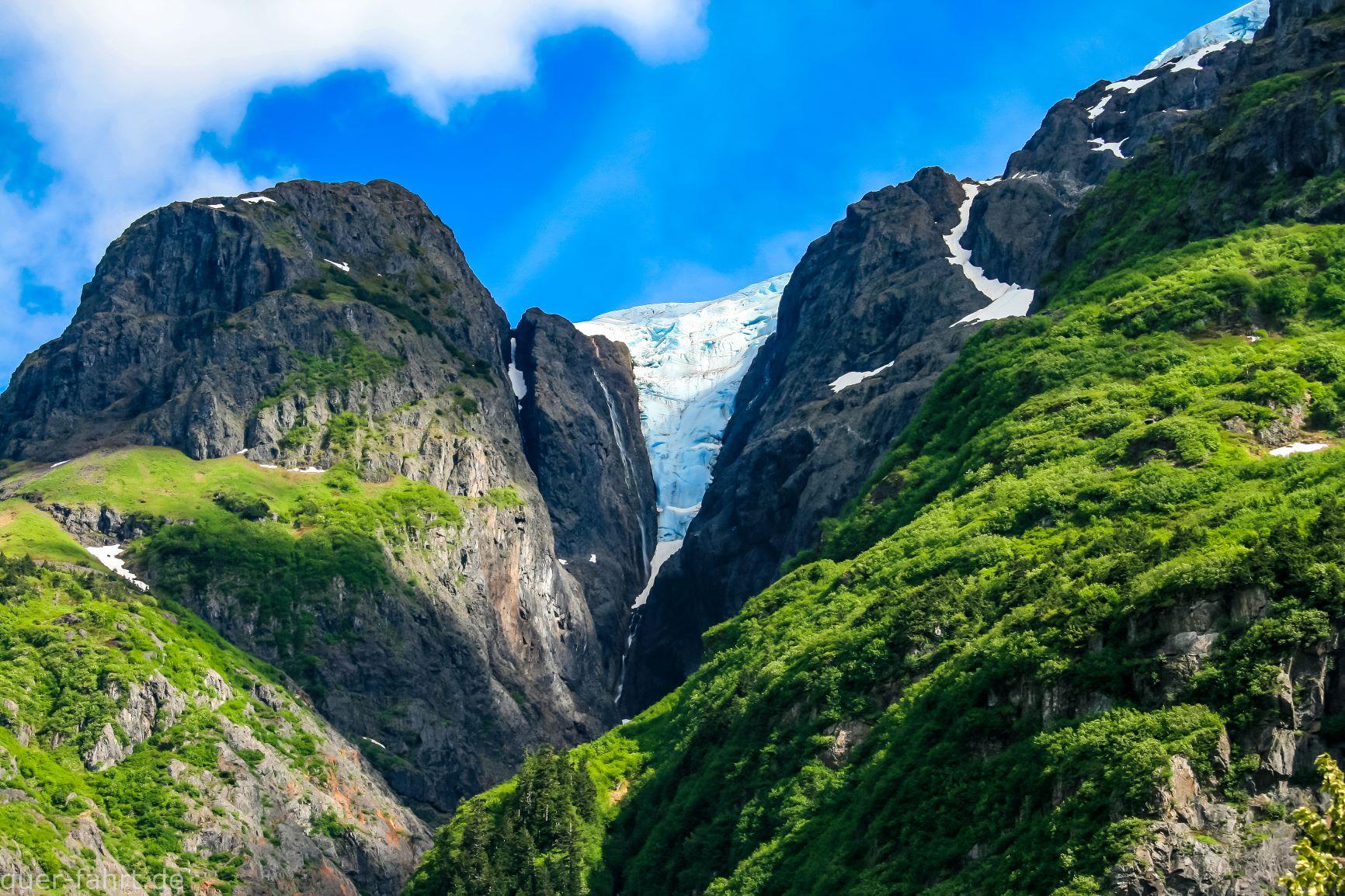 Glacier Hwy nach Stewart