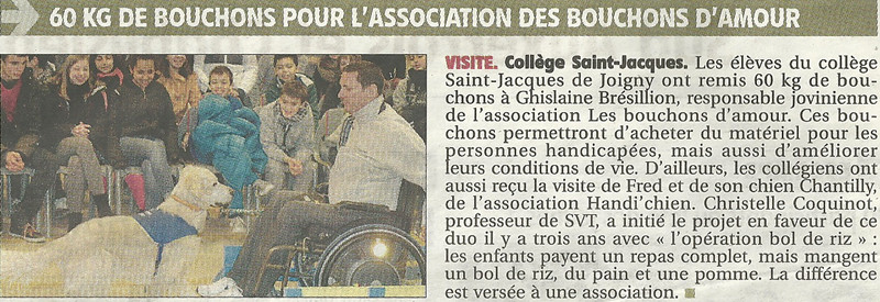 L'Yonne républicaine du 2 décembre 2013
