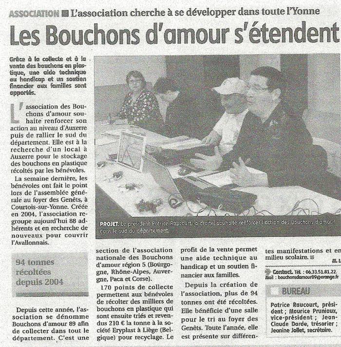 Yonne républicaine du 8 mars