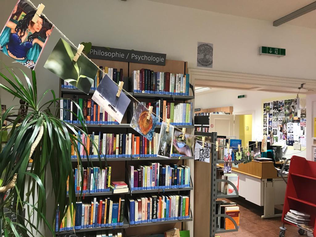 Standort Zell am See in der Bücherei