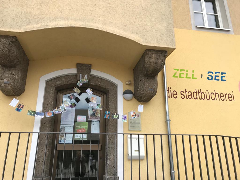 Standort Zell am See Bücherei