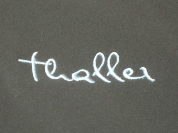 Wir besticken fast alles an Textilien, Schuhe, Leder, Krawatten, Hamann Tasche, Arbeitsmantel, Arbeitshose, Arbeitsjacke, Softshelljacke, Rucksack, bedruckt, bestickt, nach Kundenwunsch, ab 1 stk., Steiermark, Worker Jeans, Denim, Bio Organic Pilotenjack