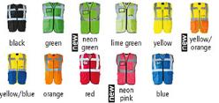 Warnwesten, viele Farben, bestickt, bedruckt, Steiermark, Sicherheitsbekleidung, EN ISO 20471, Arbeitsbekleidung, Arbeitskleidung, Sicherheitskleidung, Workwear, Berufsbekleidung, Berufskleidung
