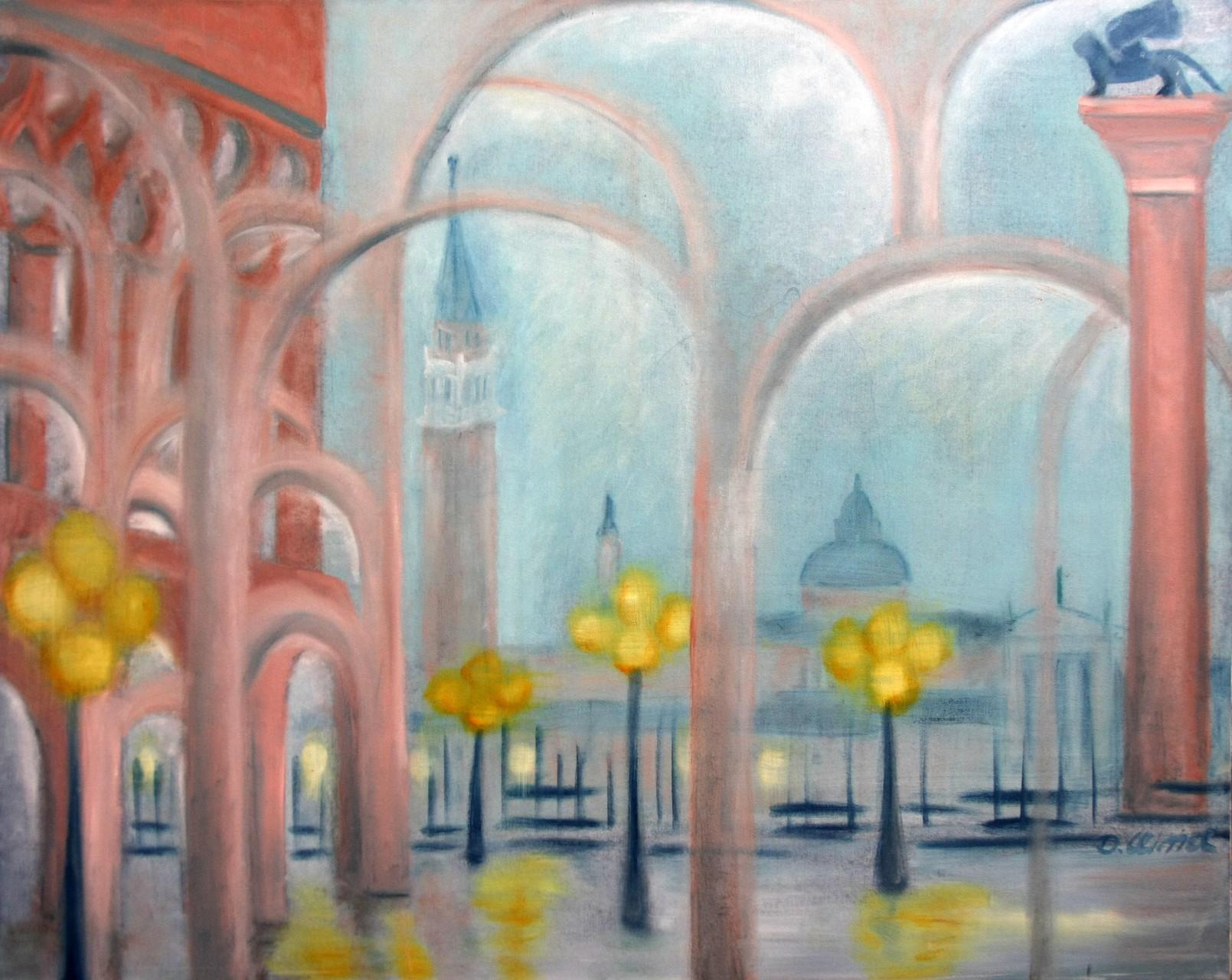 Venedig 100 x 80 cm