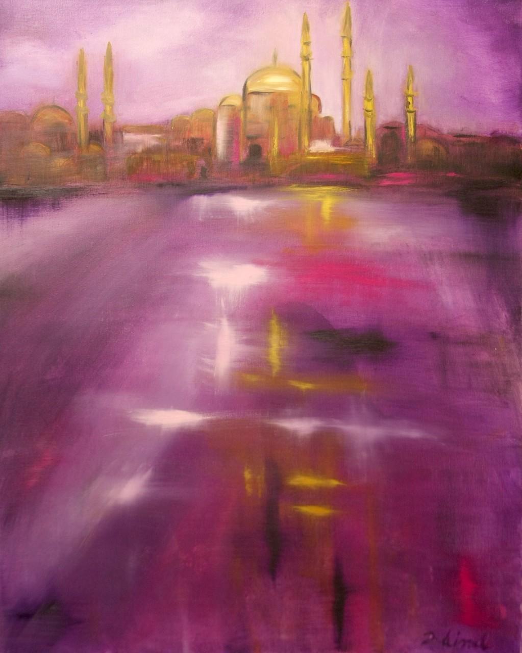 Istanbul 80 x 100 cm
