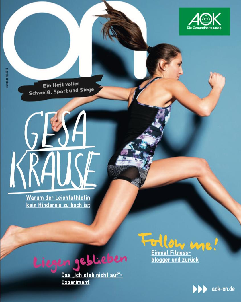 Bildredaktion für :wdv / Kunde AOK ON Jugendmediensystem / Gesa Krause / Foto ©  Oana Szekely