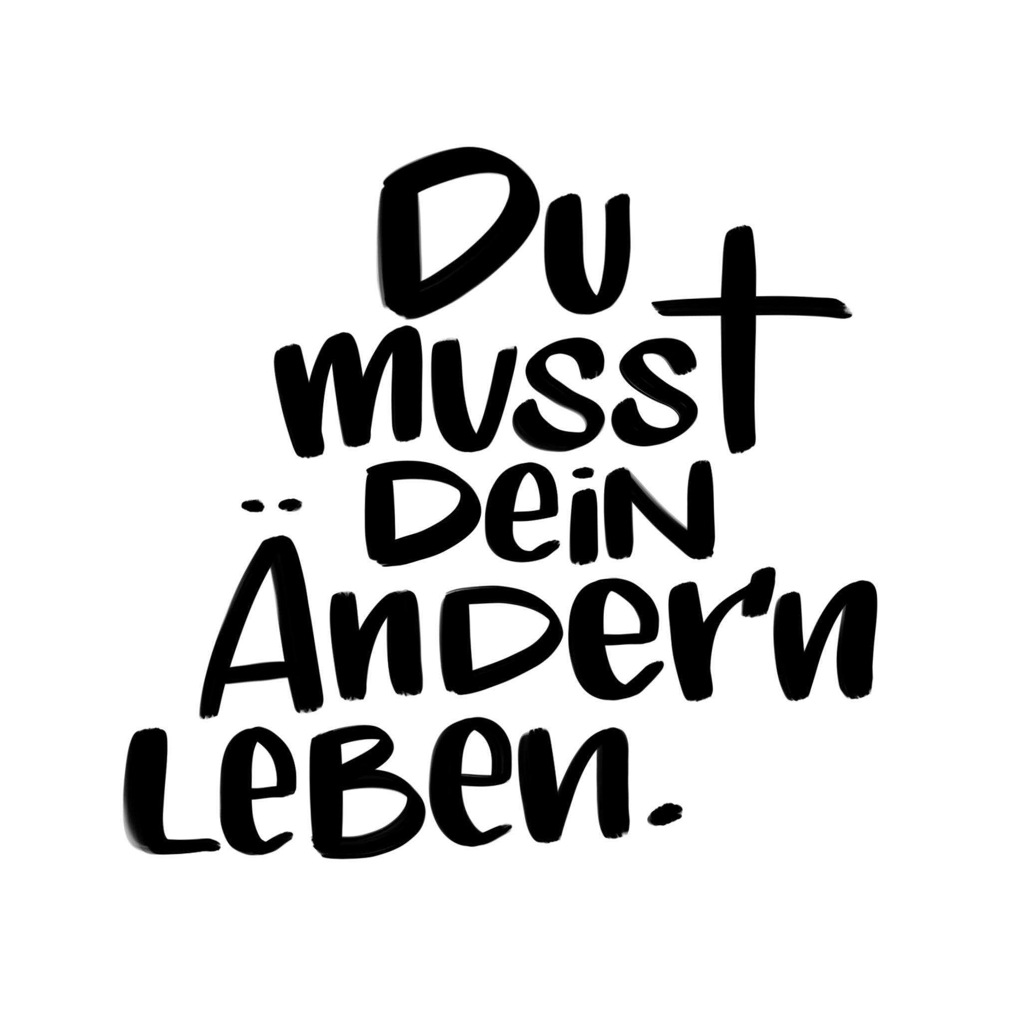 lettering  © danielahillbricht