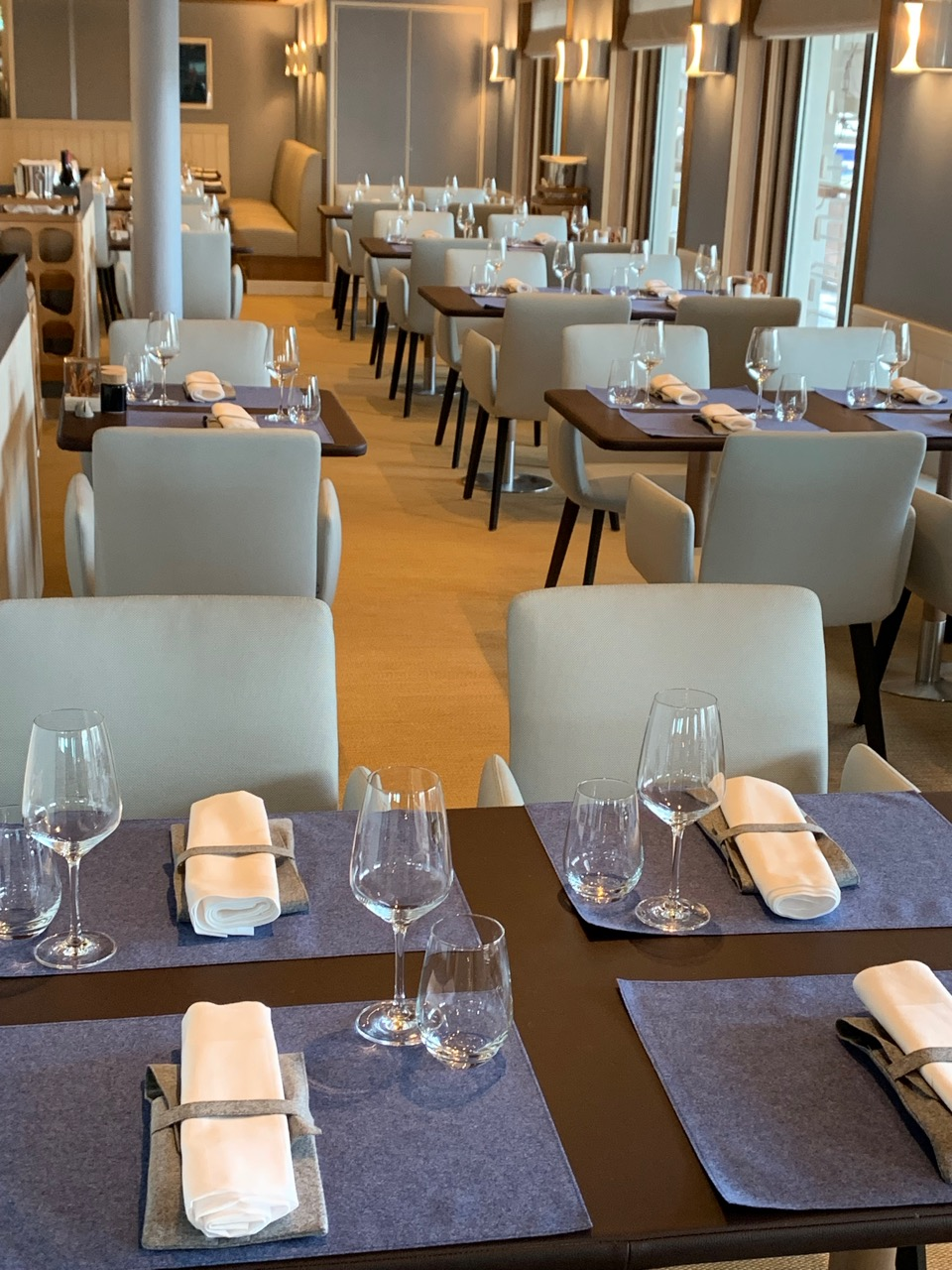 Lido Restaurant innen