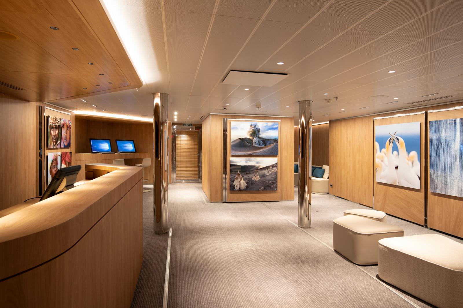 Le Champlain Schiff PONANT