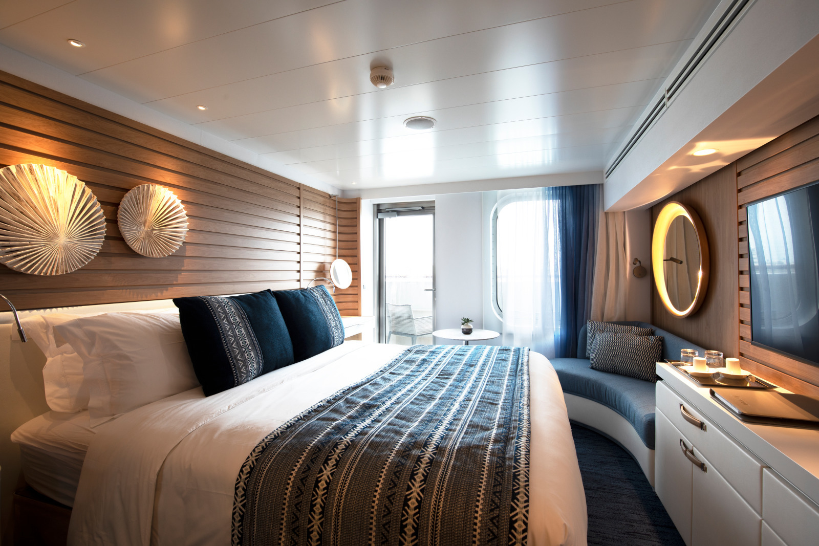 Le Lapérouse Schiff PONANT Kabinen & Suiten