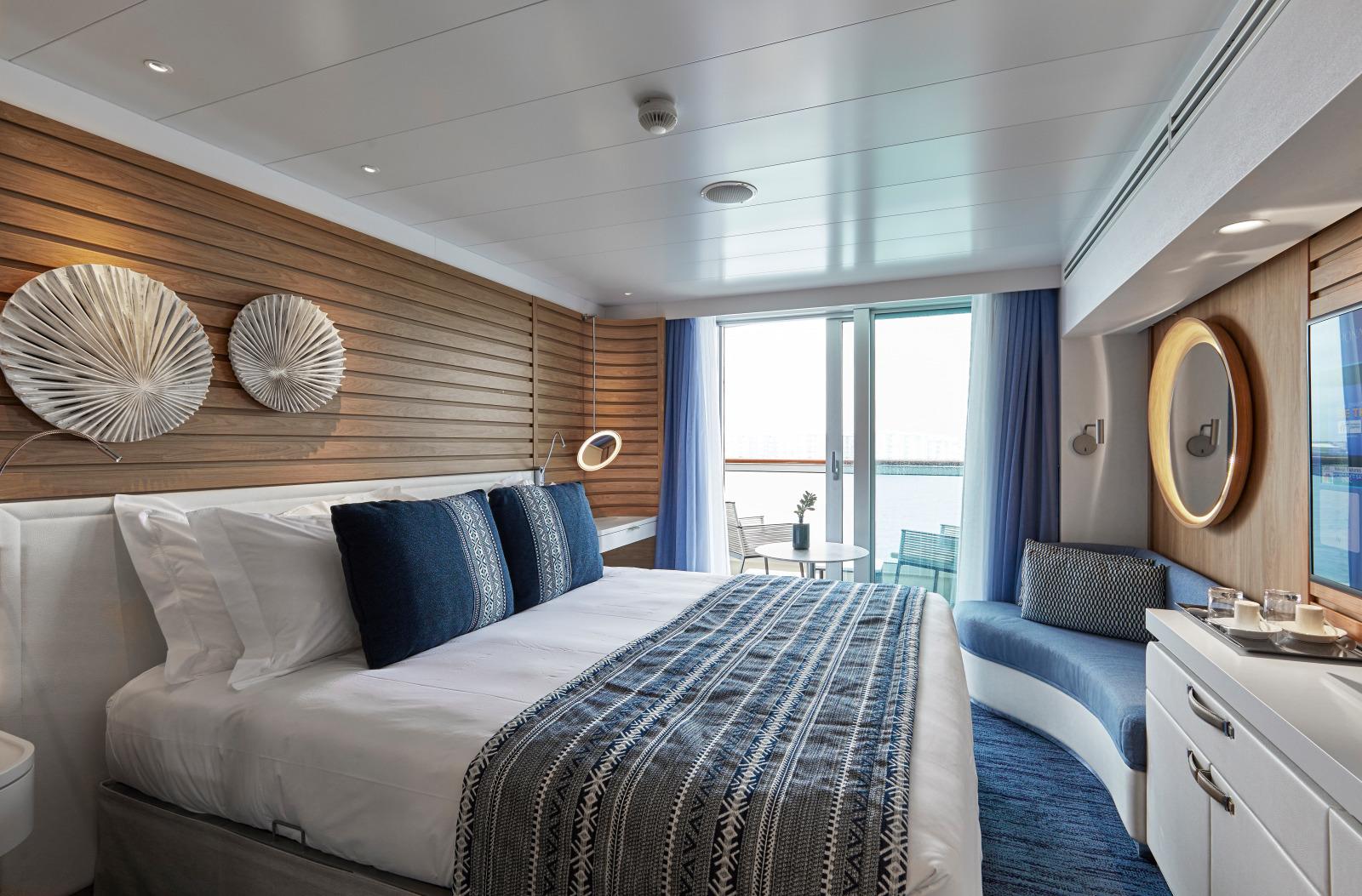 Le Champlain Schiff PONANT Kabinen & Suiten
