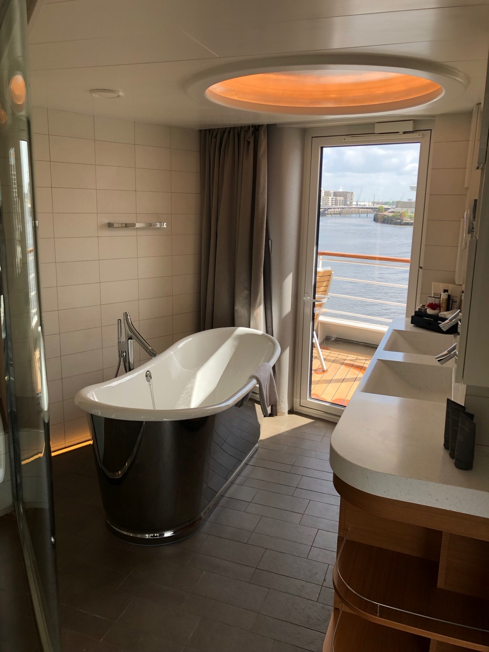 Badezimmer Grand Suite