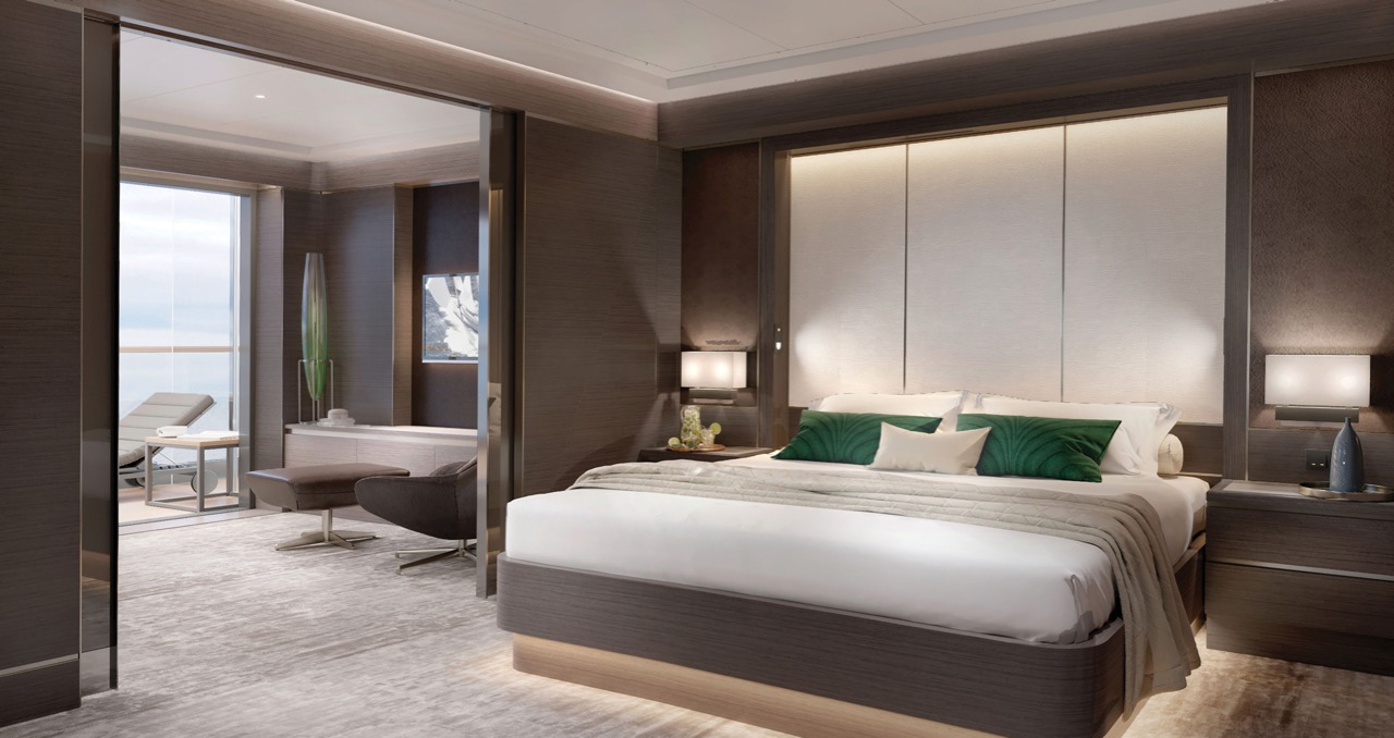 Grand Suite - Bedroom