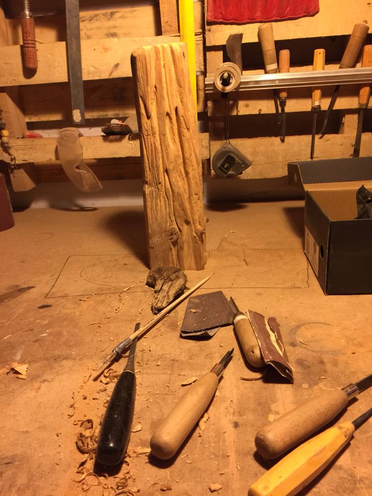 Soy madera