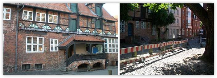 Ausbau der Kaufhausstraße / Am Werder / Lünertorstr. / Am Fischmarkt in Lüneburg