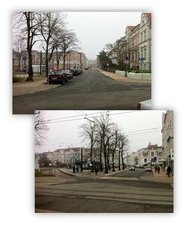 Umgestaltung Platz der Freiheit in Schwerin, 2. Baustufe