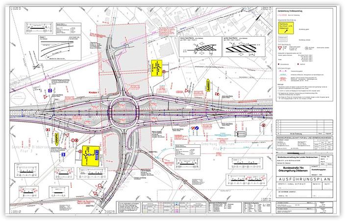 Verlegung der Bundesstraße 75 – Detailplanung