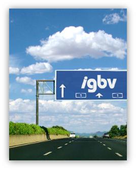 Herzlich Willkommen bei der igbv IngenieurGesellschaft für Bau- und Vermessungswesen
