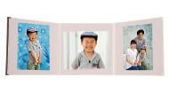 画像は 6切サイズ 3ポーズ    高級台紙仕上げ