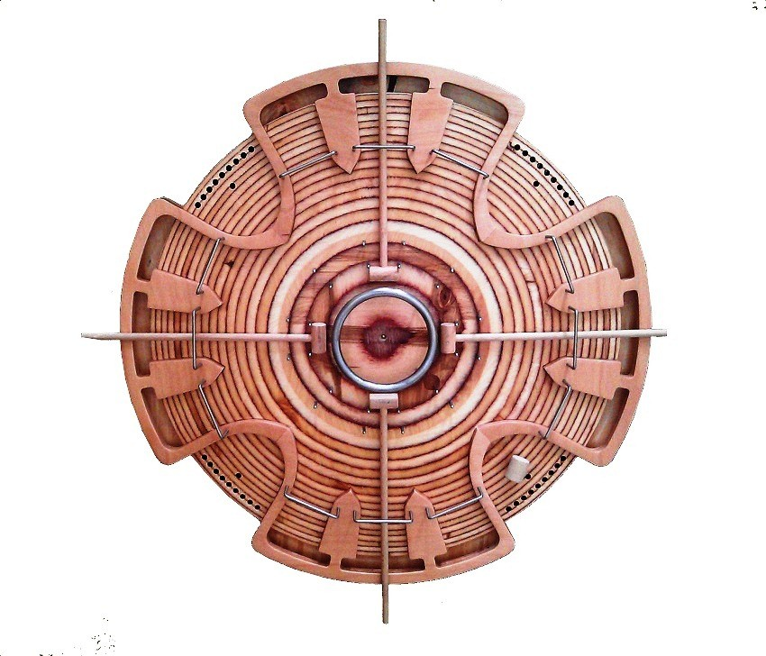 HADACO - modello in legno di faggio