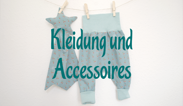 Baby-Kleidung und Accessoires / Zum shoppen