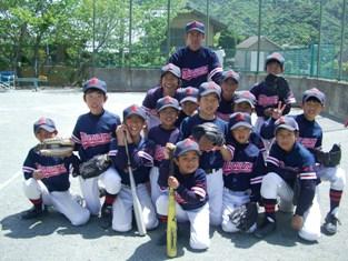 2009年4月26日 宮山小にて