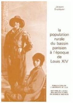 La population rurale du bassin parisien à l'époque de Louis XIV