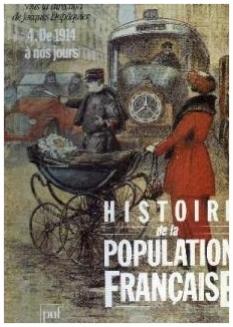Histoire de la population française de 1914 à nos jours (Tome 4)