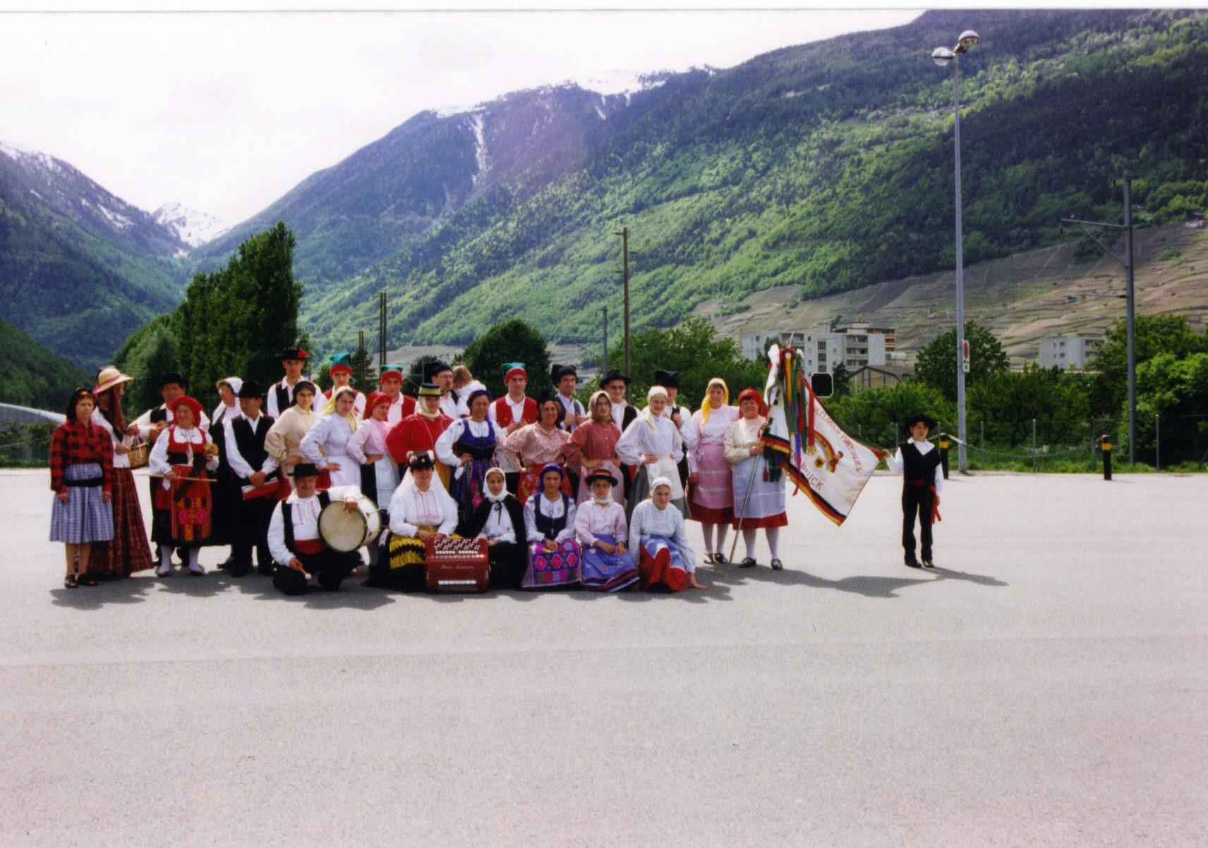 Martigny Schweiz  -  2000