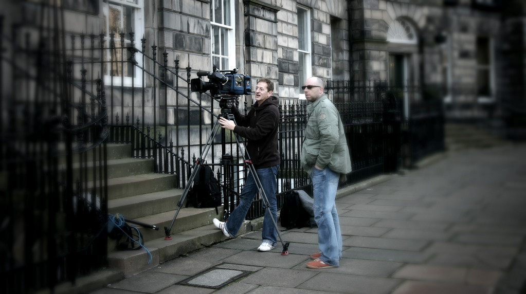 ZDF- Crime Time / Edinburgh Schottland