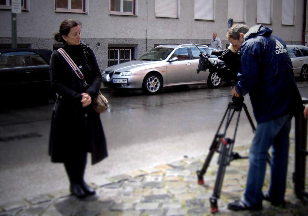 ZDF - Crime Time / Andrea Maria Schenkel / München