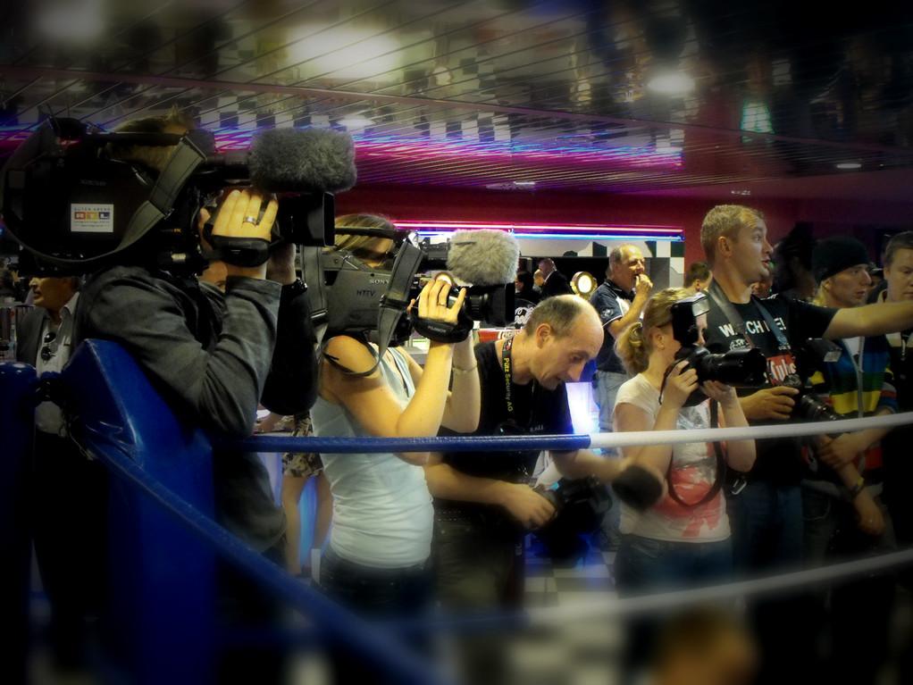 ERF / Alexander Dimitrenko / Europameister im Schwergewicht