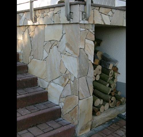 Naturstein Polygonalplatten