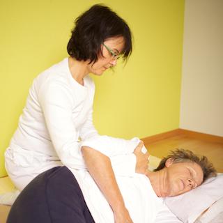 Shiatsu-Behandlung Berner Oberland