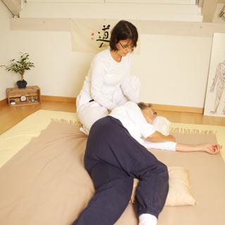 Shiatsu während der Schwangerschaft