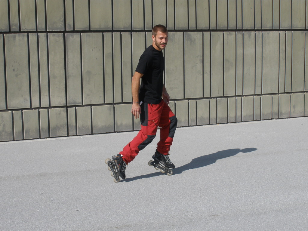 Clases patinaje Barcelona, Enric Llinares