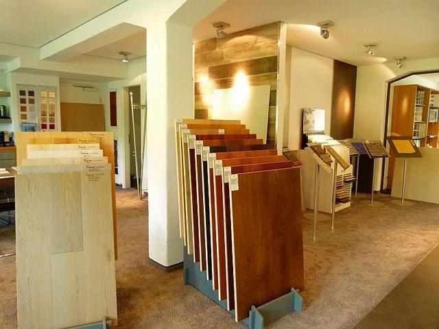 Unsere Ausstellung für Ihre Hausrenovierung
