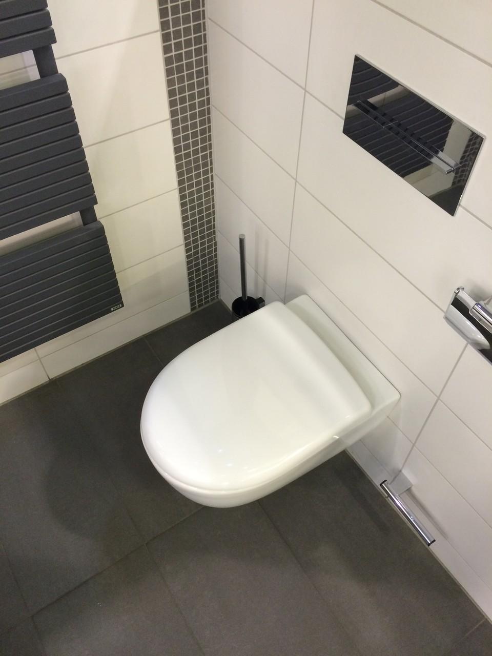 Badezimmer modernisiert