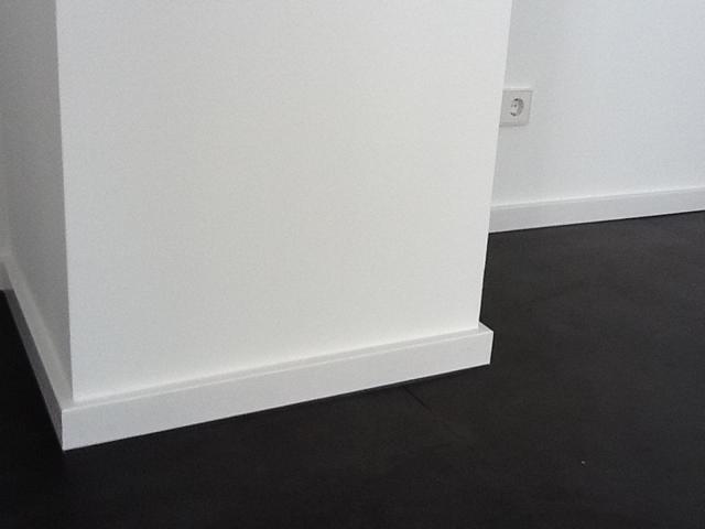Wände verputzen und Malern
