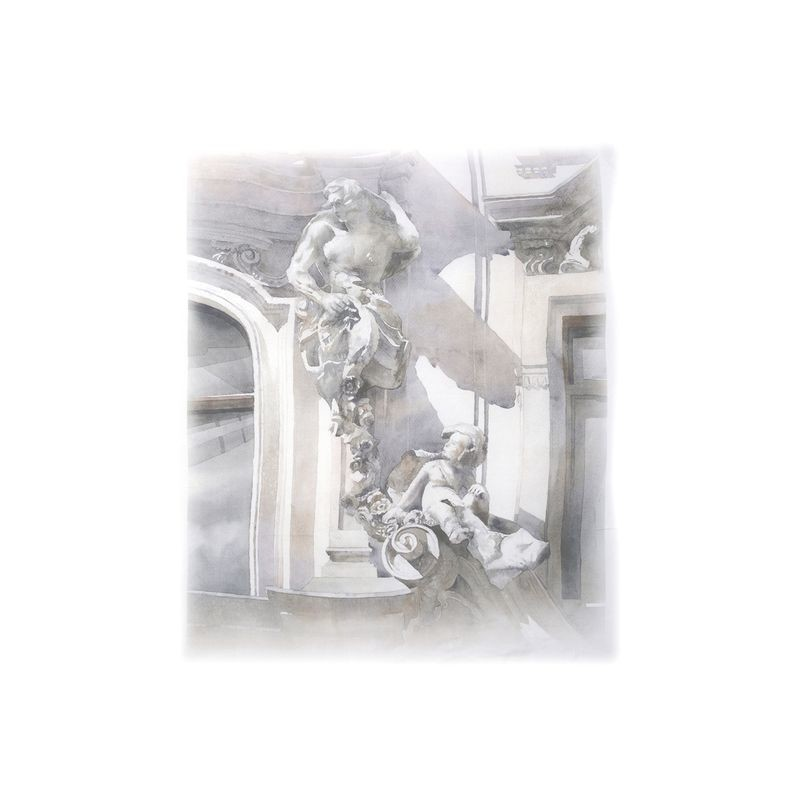 Артикул Freezone 36. Размер тюлевого полотна - шир.290 см выс.300 см; размер рисунка 155х140 см; состав - 100% полиэстер