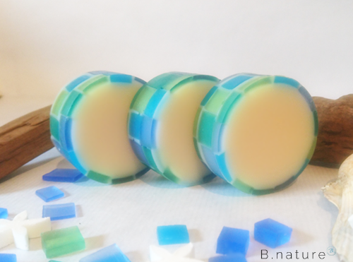 B.nature I Handmade Soap with Babassu Oil & Mango Butter