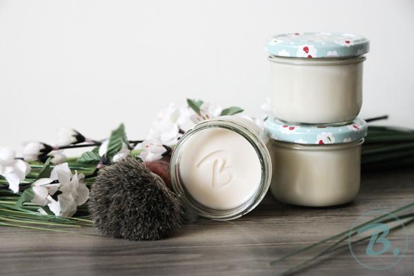 B.nature I Handmade Shaving Soap